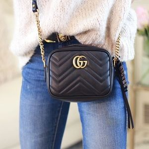 68449a5be30c Gucci Bags   Gg Marmont Matelass Mini Bag   Poshmark